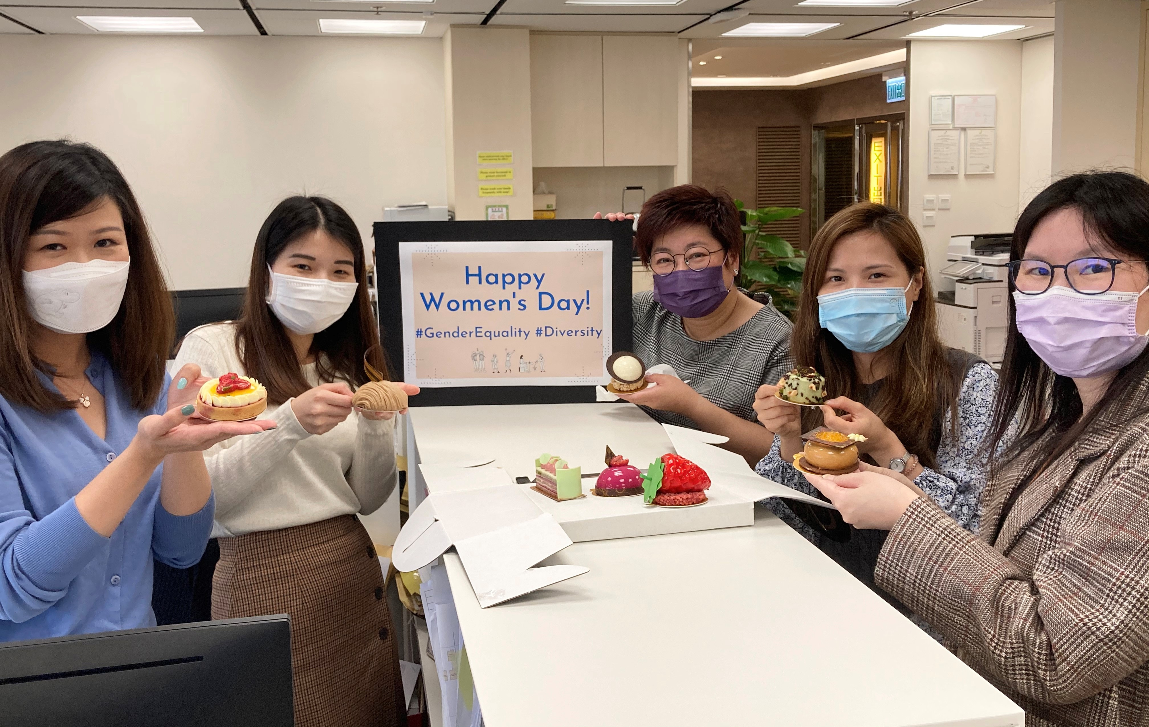 Celebration of  International Women's Day