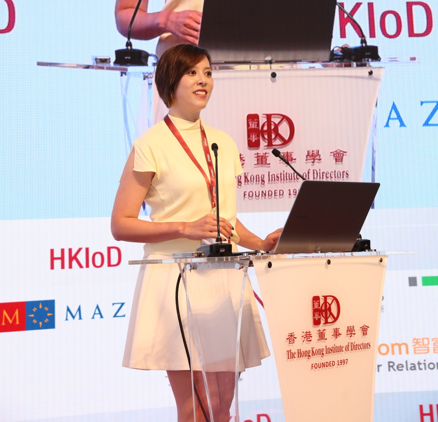 Being honoured with the Directors of the Year Awards, our CEO Ada Wong was invited to speak at the Directors - Symposium 2019 by Hong Kong Institute of Directors (HKIoD).
