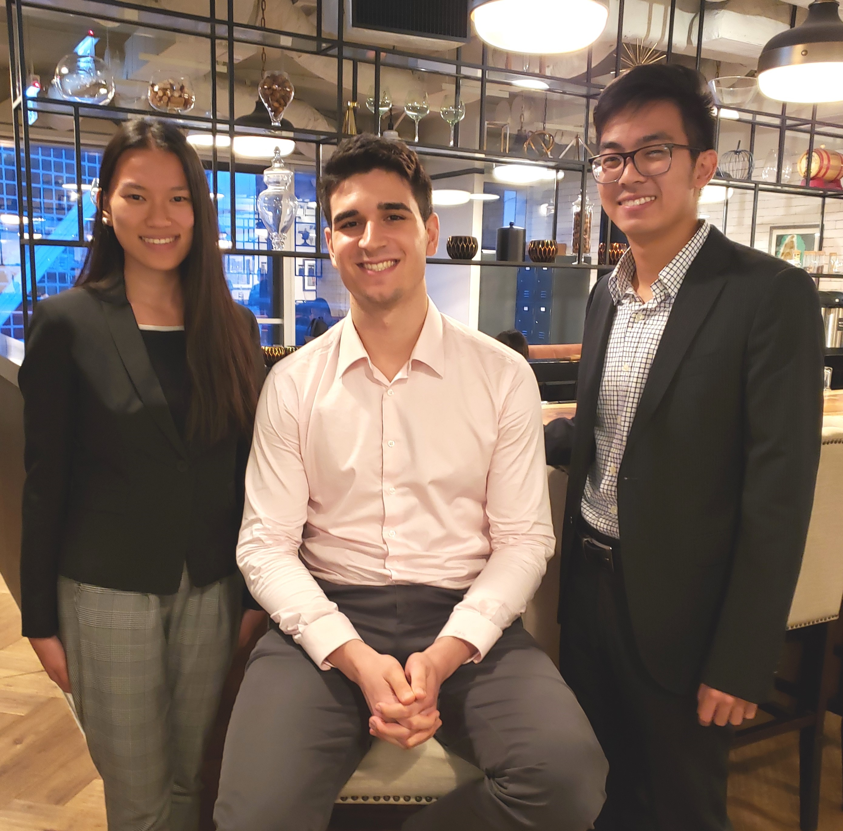 Time flies and the school holiday is almost over! Our university and secondary school interns have spent fruitful time at Champion REIT during this summer.