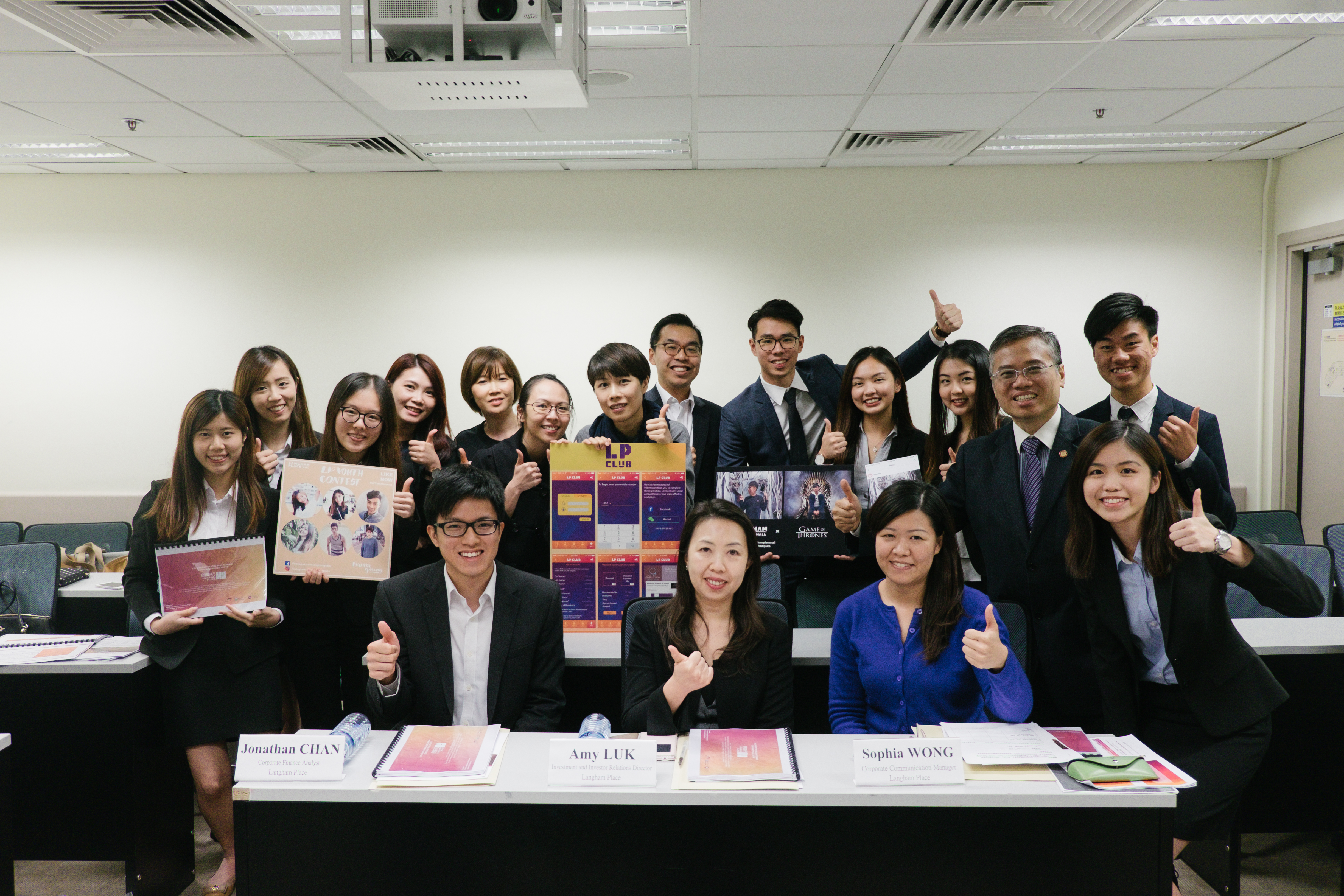 In collaboration with City University of Hong Kong to offer students a valuable taste of the real business world